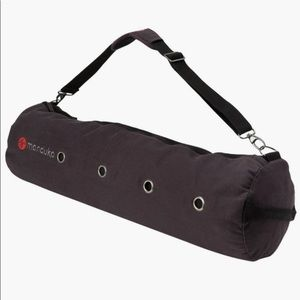 Manduka MatSak Large Yoga Mat Bag Graphite